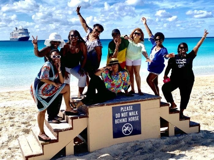 Oprah's Girls Getaway Cruise on Holland America