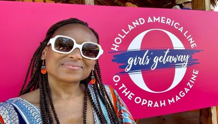 12 Inspiring Takeaways from Oprah's Girls Getaway Cruise, Half Moon Cay Bahamas, Oprah Winfrey, Gayle King, Holland America