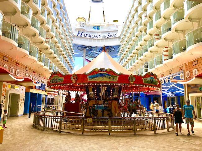 harmony of the seas cruise review, harmony of the seas cruise ship, royal Caribbean cruises, Caribbean cruise, Oasis of the seas, cruise tips, cruise advice, cruise review