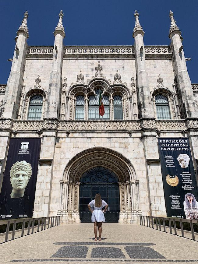 Museum of Archaeology belem