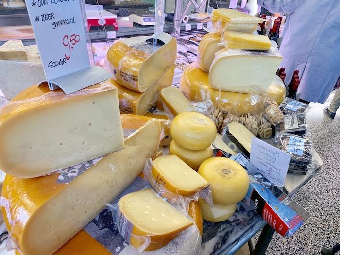Amsterdam Gouda cheese