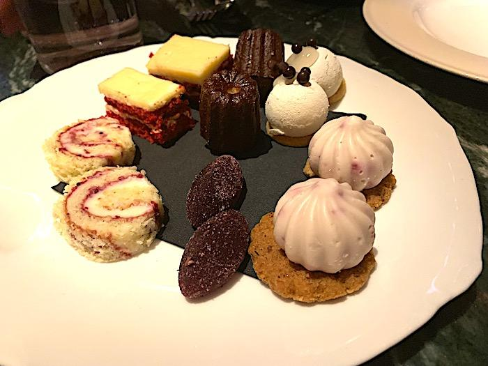 An assortment of scrumptious desserts