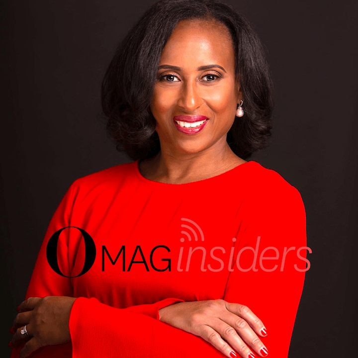 2020 O, The Oprah Magazine Brand Ambassador