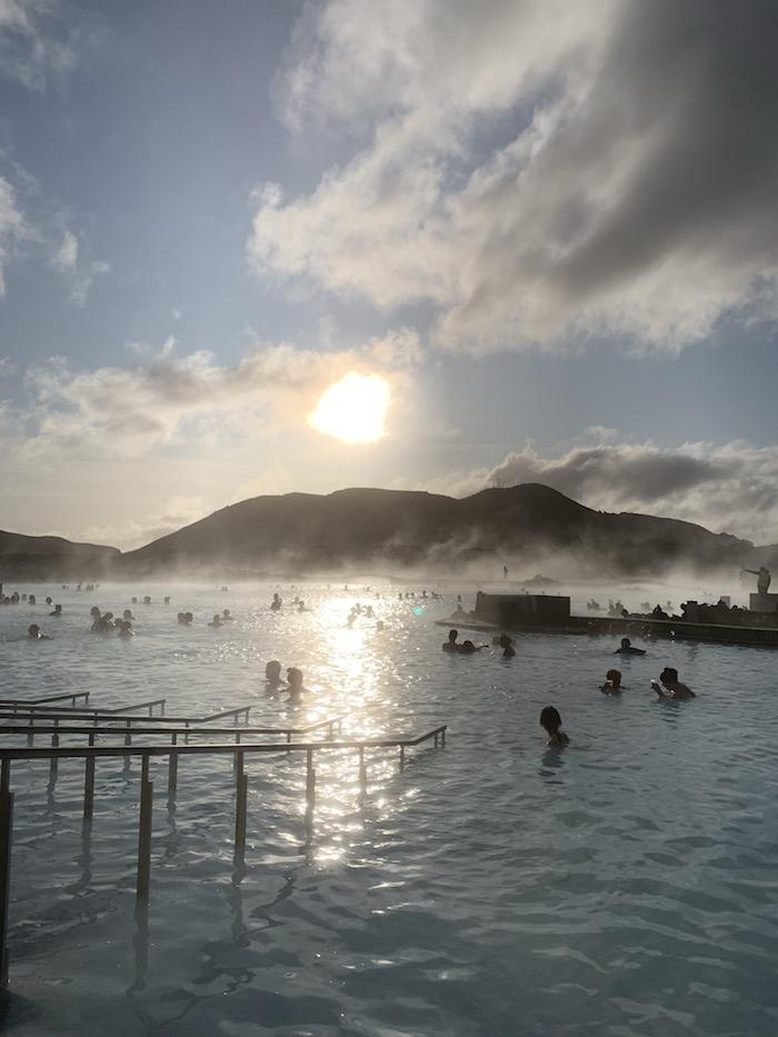 people in The Blue Lagoon