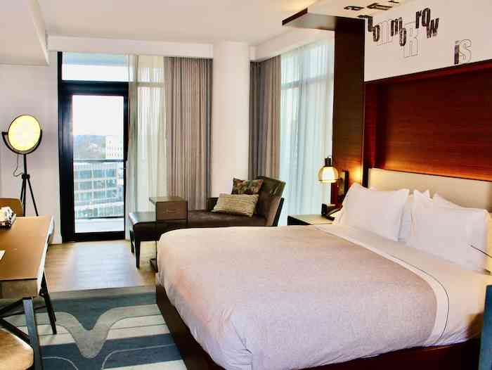 hilton hotel, canopy atlanta midtown, staycation ideas, midtown atlanta, atlanta hotels