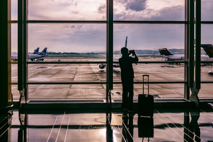 flying during the pandemic: tips for safe air travel Is flying safe during covid-19, air travel during covid, covid19 travel tips,